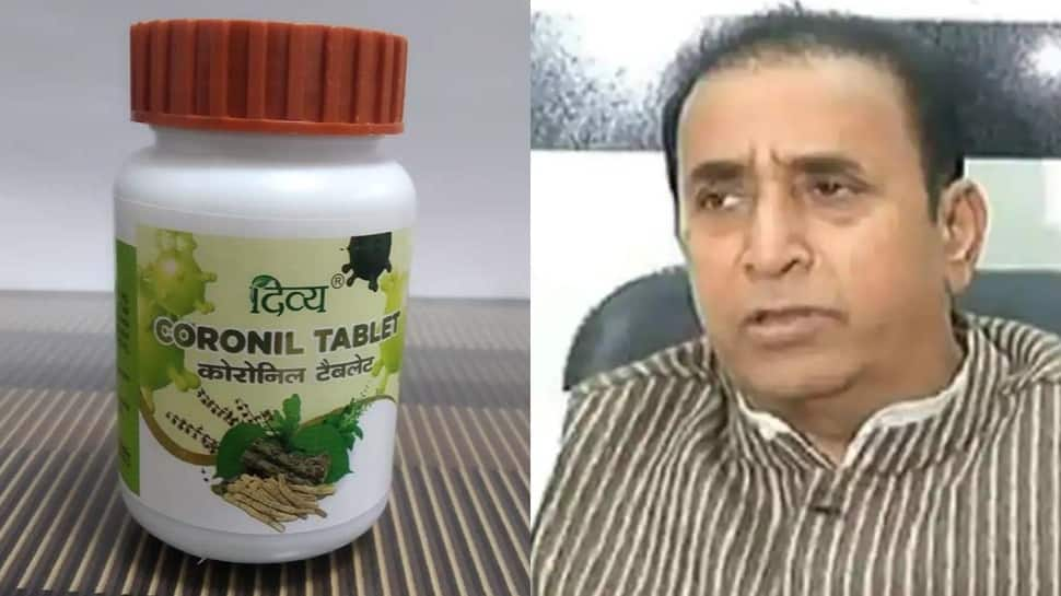 Sale of Patanjali's Coronil tablets won't be allowed in Maharashtra, says Home Minister Anil Deshmukh