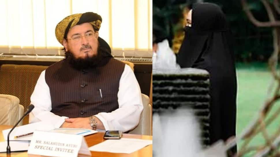 Pakistani MP Maulana Salahuddin, who's in his late 50's, marries 14-year-old girl