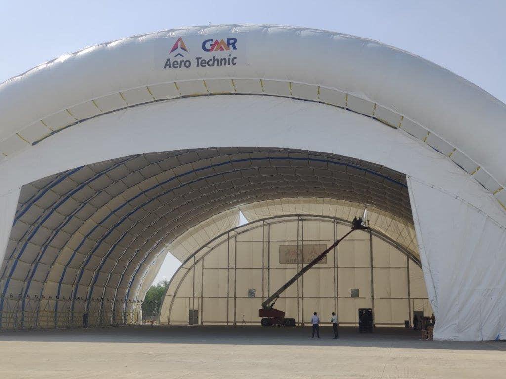 GMR Aero Technic