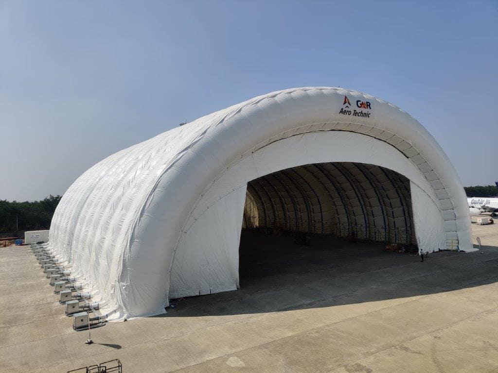 Life of Inflatable Hangar
