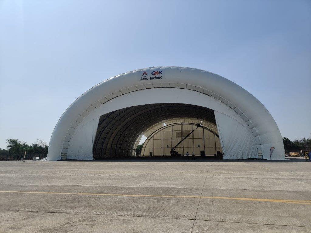 Inflatable Hangar in Hyderabad