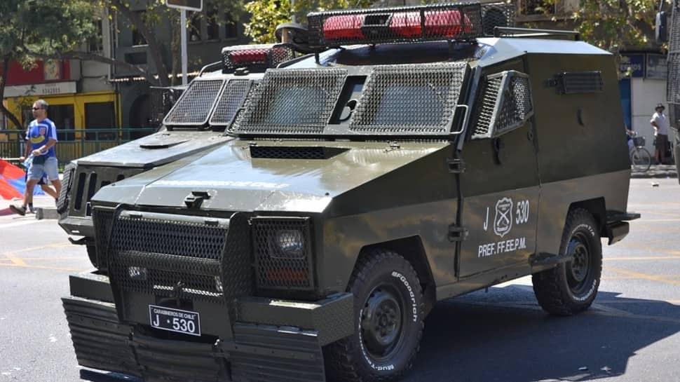 एक्टिविस्ट सेरही स्टर्नेंको के यूक्रेन में जेल जाने के बाद हुए संघर्ष में 27 कानून प्रवर्तन अधिकारी घायल हो गए