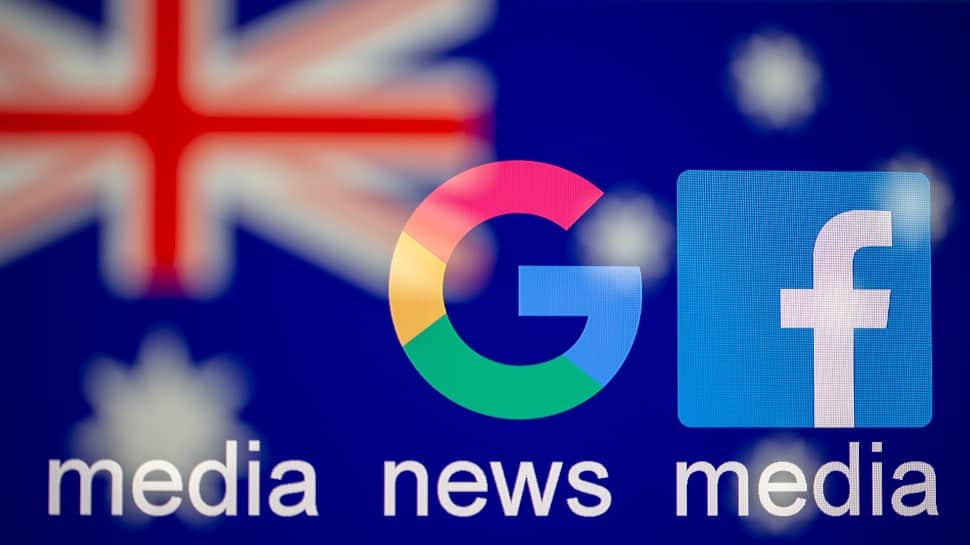 Australia passes law making Facebook, Google pay for news content