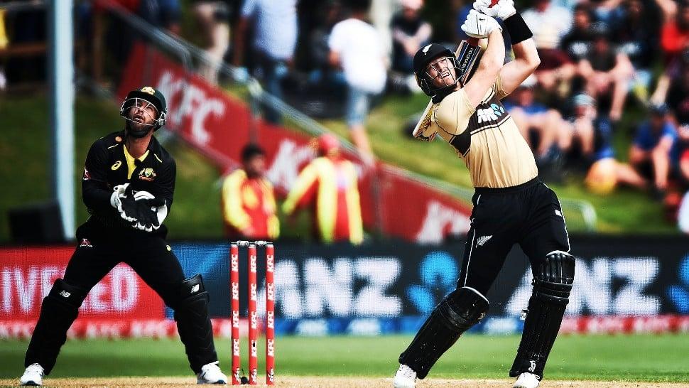 NZ vs Australia 2nd T20: Martin Guptill smashes Rohit Sharma's six-hitting  record | Cricket News | Zee News