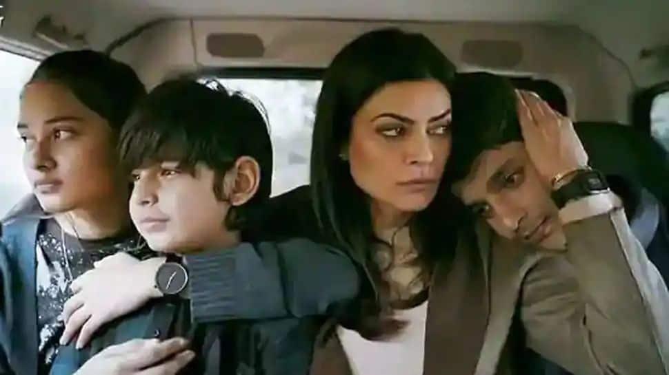 Sushmita Sen announces Aarya's second season- Check post
