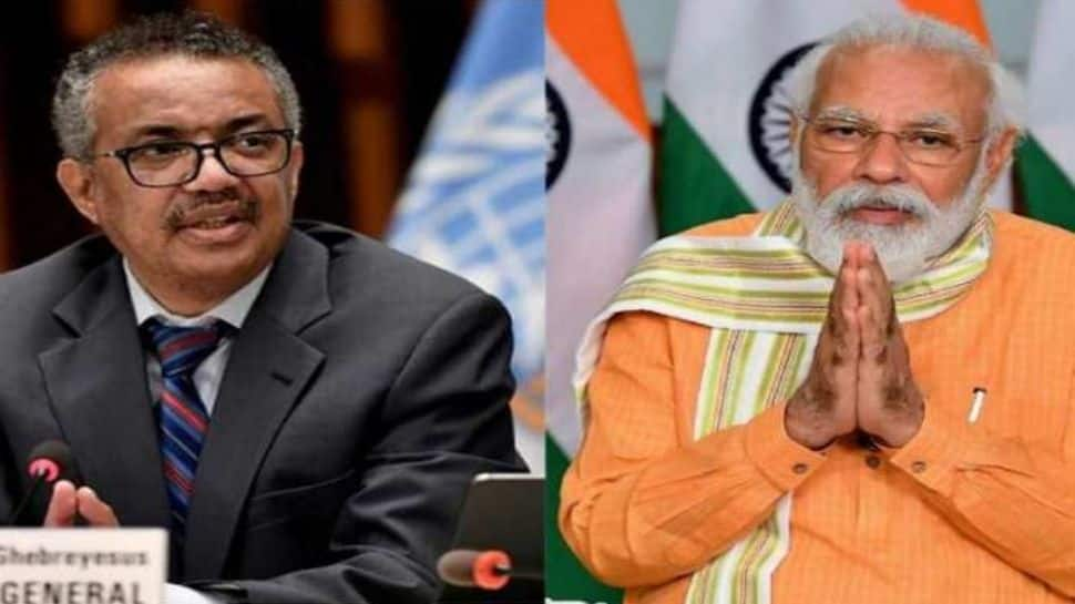WHO Director praises PM Narendra Modi for promoting vaccine equity around the globe