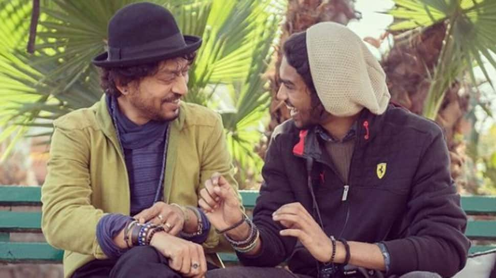 Irrfan Khan's son Babil saw father in his dream, says 'tears make it hard to type'