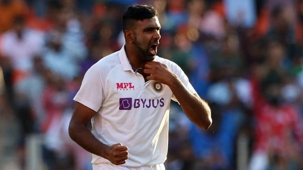 R Ashwin is second on the charts with 278 wickets in 46 Tests at home till date. (Source: Twitter)