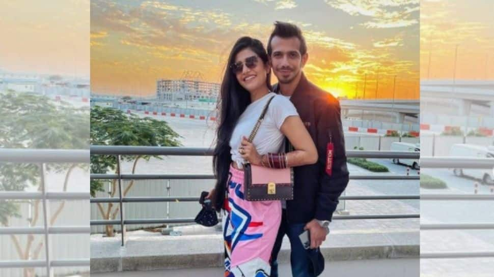 Cricketer Yuzvendra Chahal and wife Dhanashree Verma`s Maldives vacay will make you green with envy! - Zee News
