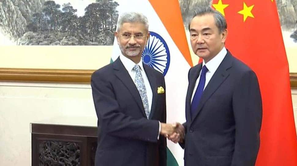Both sides should now quickly resolve remaining issues along LAC: EAM S Jaishankar tells Chinese counterpart Wang Yi