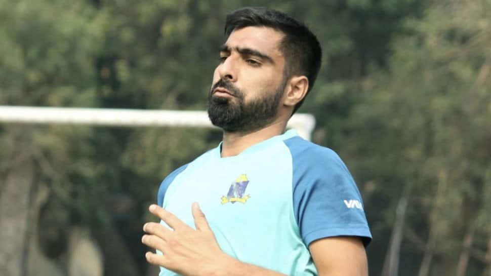 Mohammed Shami's younger brother Kaif makes Vijay Hazare Trophy debut against J&K