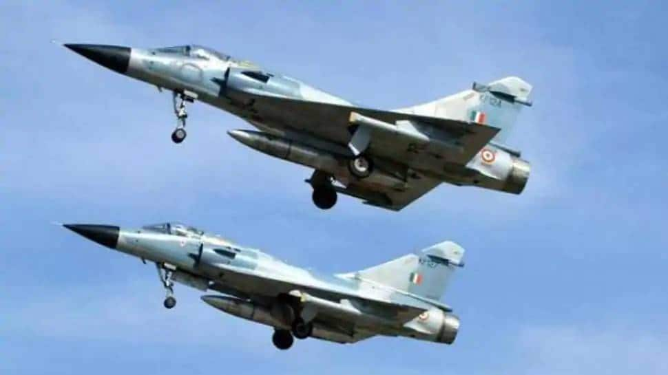 IAF carries out long-range practice strike to mark second anniversary