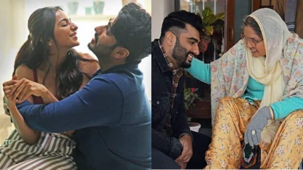 Arjun Kapoor, Rakul Preet Singh starrer `Sardar Ka Grandson` bags OTT release - Zee News