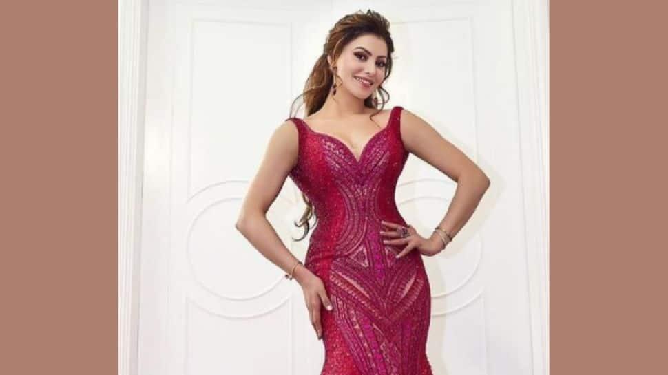 Urvashi Rautela 'excited' about first international music album 'Versace'