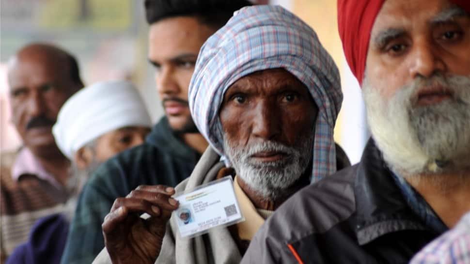 Voting underway in Delhi for bypolls to five municipal wards