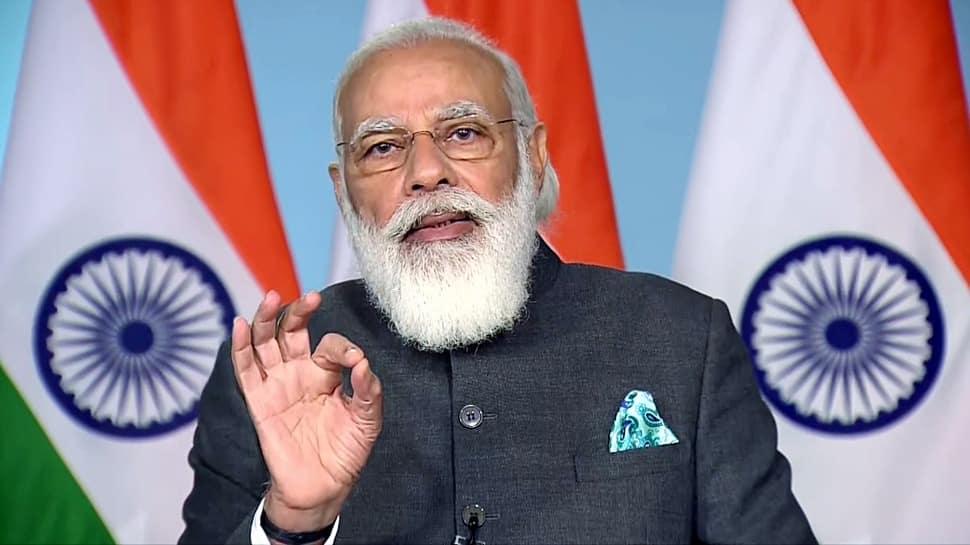 PM Narendra Modi addresses 'Mann Ki Baat', pays homage to Sant Ravidas