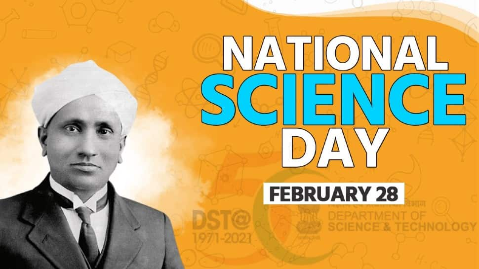National Science Day being observed today, Vice President, Prime Minister greet nation