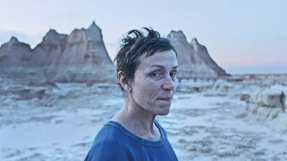 'Nomadland' bags Golden Globe for Best Motion Picture - Drama