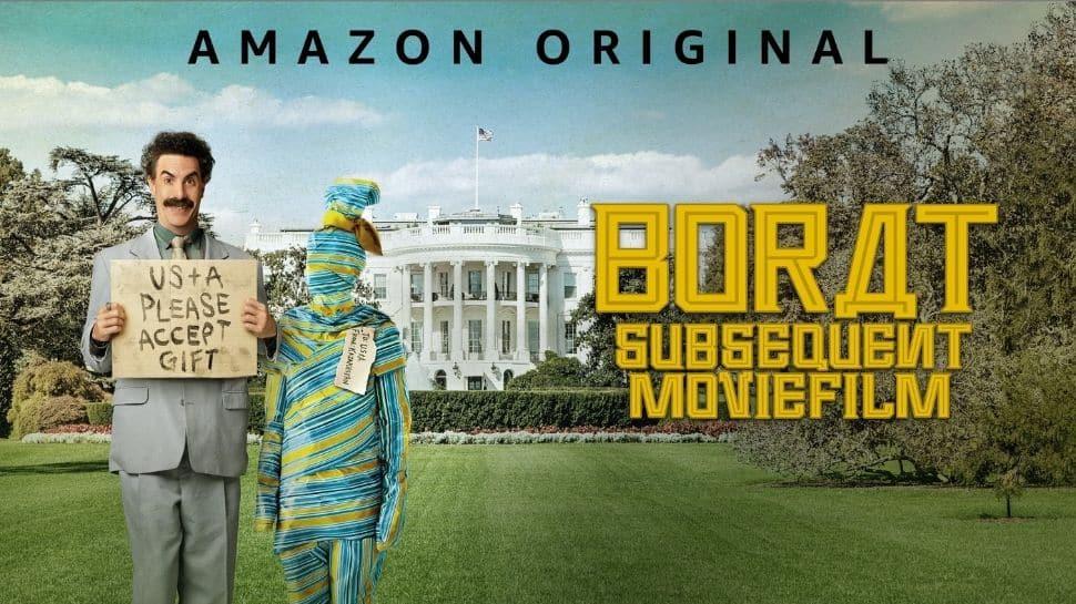 'Borat Subsequent MovieFilm', Sacha Baron Cohen bag awards at Golden Globes