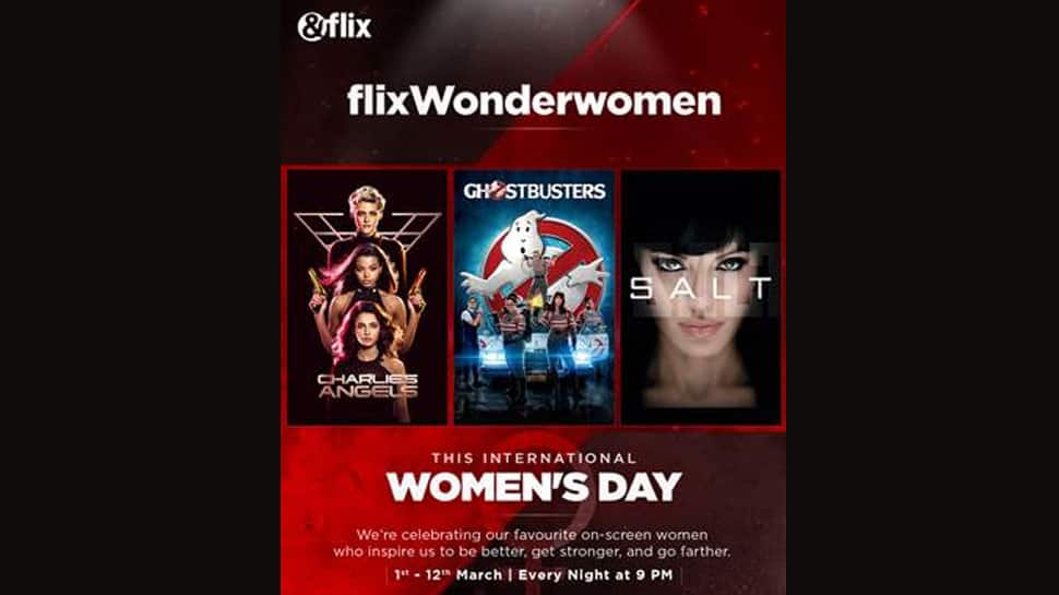 This Worldwide Girls's Day, take pleasure in a particular week of binge-worthy films on &flix