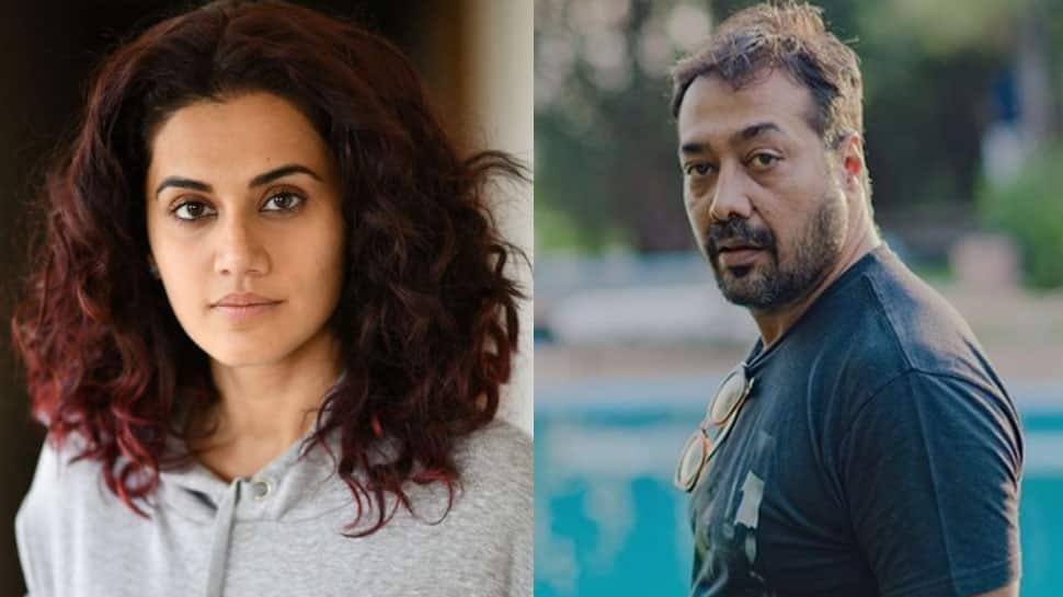 Anurag Kashyap and Taapsee Pannu grilled for 6 hours, Income Tax officials continue probe