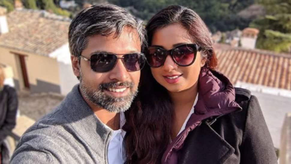 Shreya Ghoshal and hubby Shiladitya share good news, singer posts baby name too!