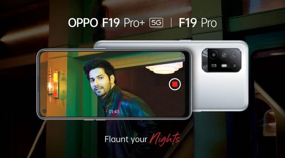 Step Up Your Videography Game in Style and Flaunt Your Nights with the Upcoming OPPO F19 Pro+ 5G