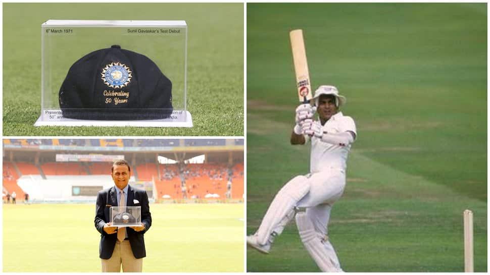 Sunil Gavaskar celebrates 50th anniversary of Test debut, BCCI congratulates 'Little Master' with special memento