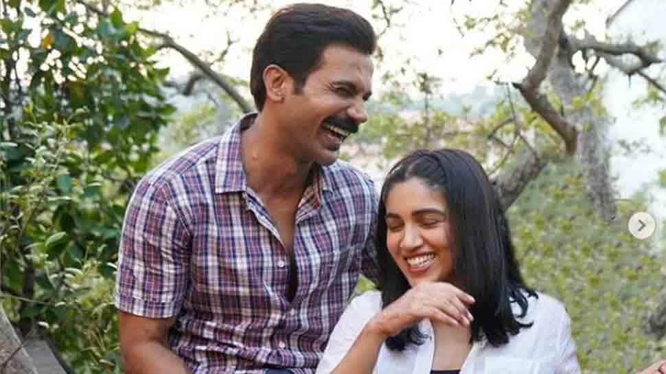 Rajkummar Rao, Bhumi Pednekar wrap up family-drama'Badhaai Do' shoot, share photos