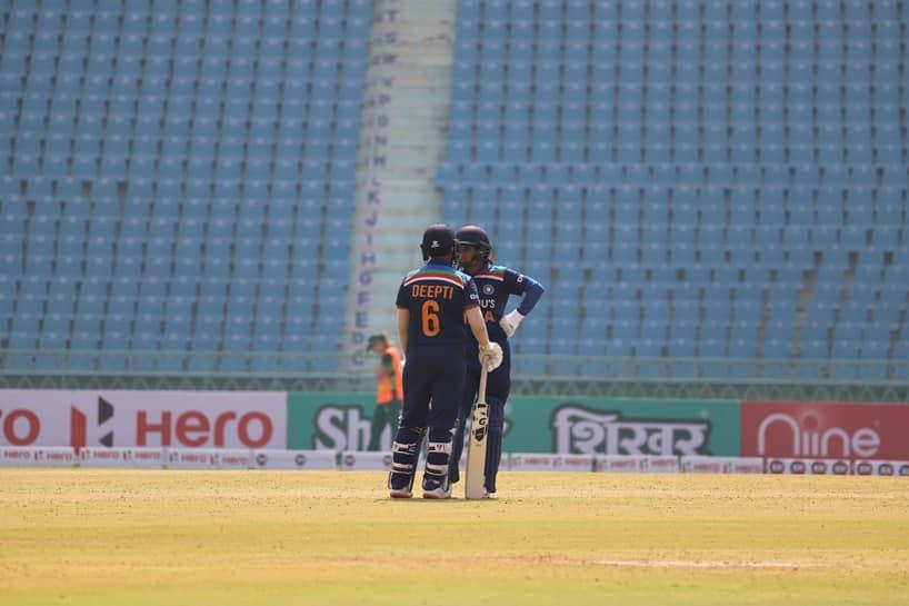 INDW vs SAW: Mithali Raj and co restart on sour note