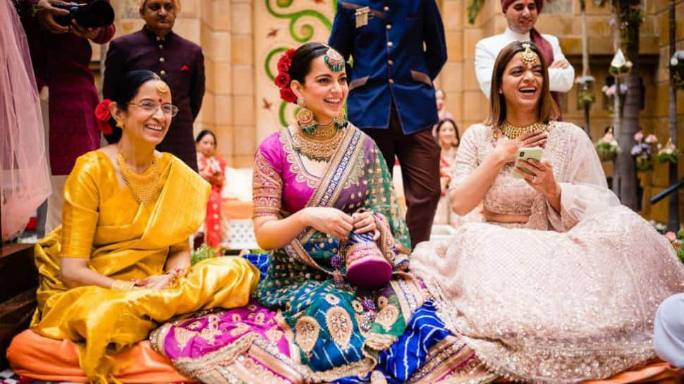 International Women's Day: Kangana Ranaut shares photos of her 'favourite women'