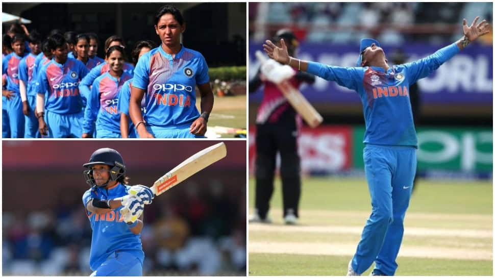 On Harmanpreet Kaur's 32nd birthday, we take a look at her top 5 stats - Zee News