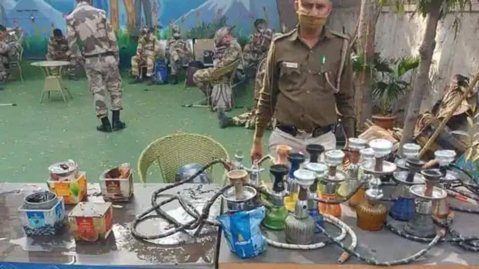 'Ab Pawri nahi ho rahi hai' tweets Delhi Police after it seizes 24 hookahs from restaurant