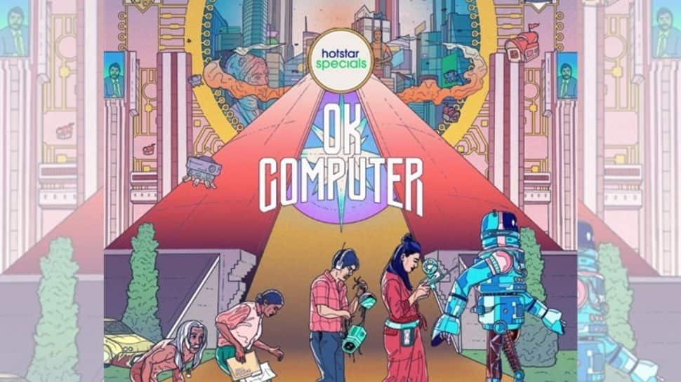 Radhika Apte, Jackie Shroff, Rasika Dugal to star in sci-fi comedy 'OK Computer'