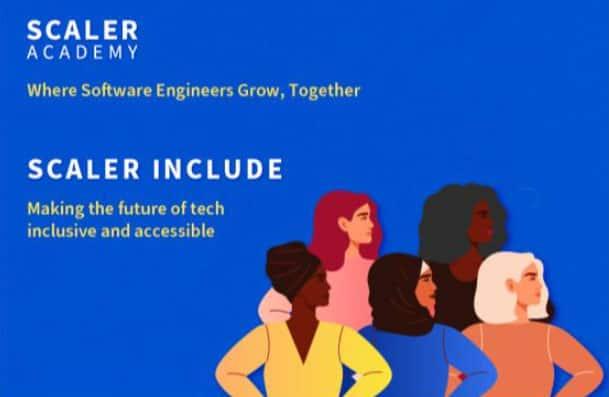 Aiming To Upskill Women in Tech, Scaler Announces INR 1 Crore Diversity Program