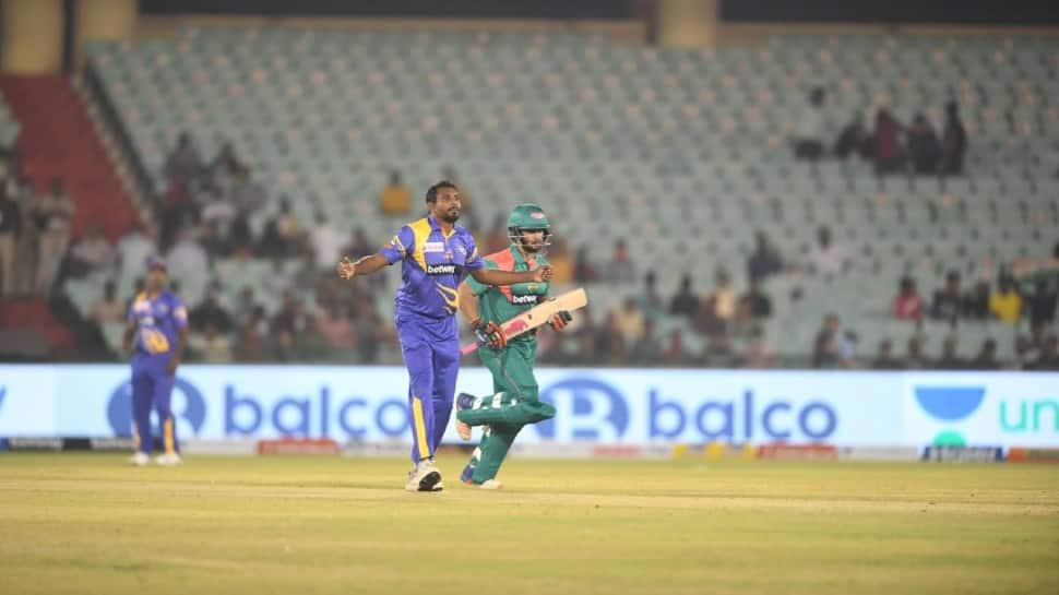 Road Safety World Series: Sri Lanka Legends thrash Bangladesh Legends, become first team to seal semi-final berth