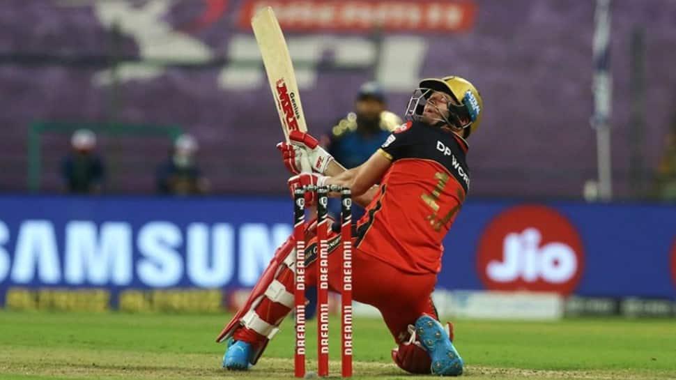 IPL 2021: RCB batsman AB de Villiers smashes an iPhone at nets, watch