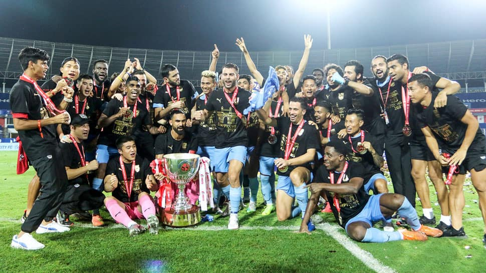 Mumbai City FC reign in double glory, crowned ISL champion