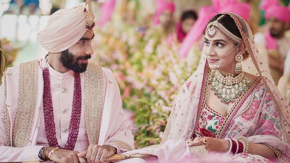 Jasprit Bumrah says THIS after marrying Sanjana Ganesan