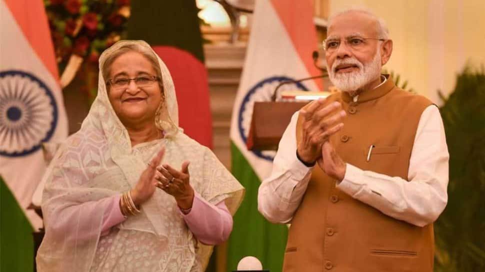 PM Narendra Modi accepts Sheikh Hasina's invite to visit Bangladesh on Sheikh Mujibur Rahman's birth centenary
