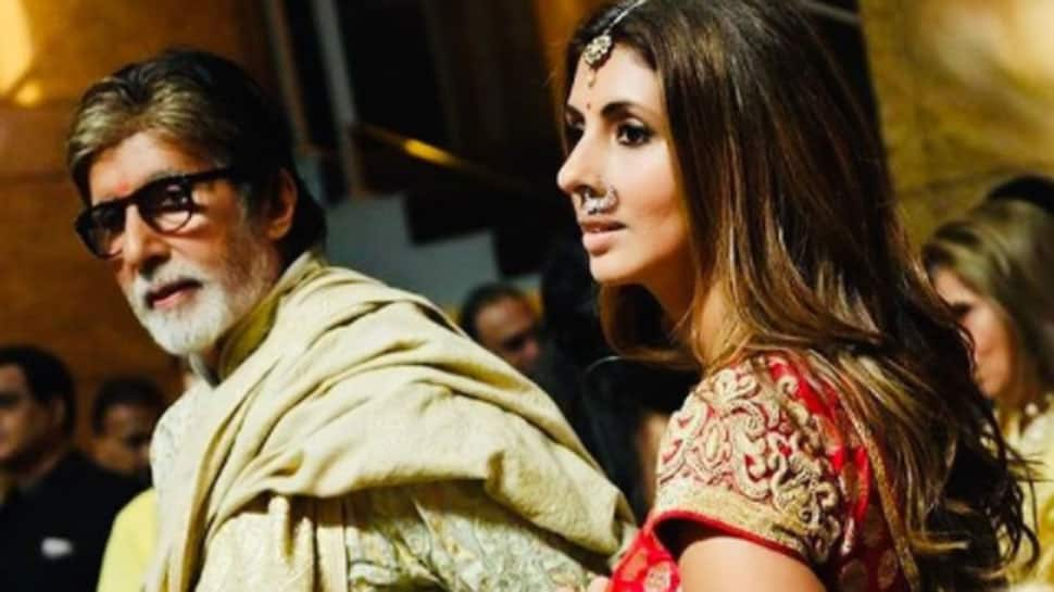 Daughters are the best: Amitabh Bachchan wishes Shweta Bachchan on her birthday with adorable post!
