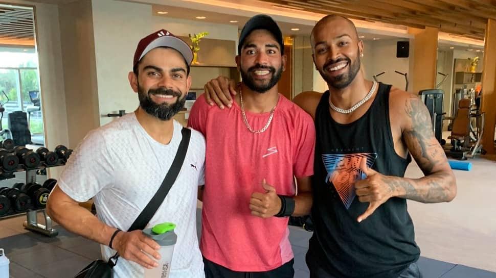 India vs England: Virat Kohli made to feel at home with wife Anushka and daughter Vamika in Ahmedabad hotel