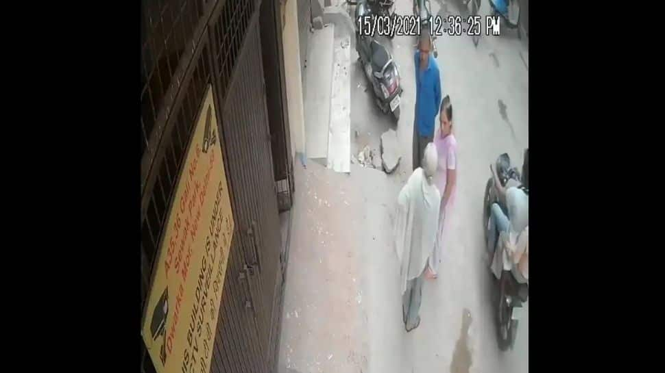 Delhi woman dies after son slaps mother over property dispute, incident caught on camera