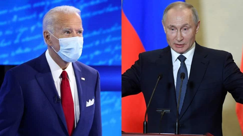 Joe Biden vows Russia's Vladimir Putin will 'pay a price' for meddling in 2020 US Presidential election