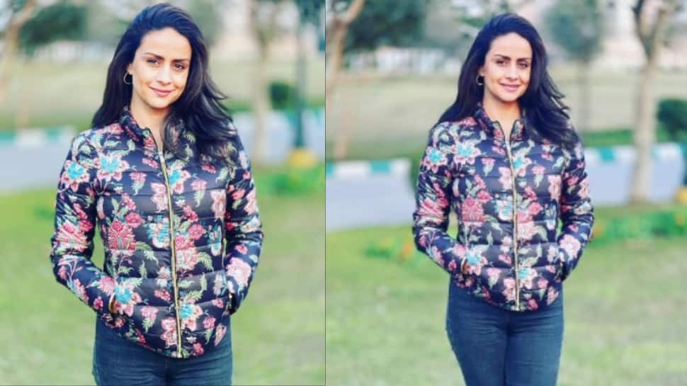Gul Panag poses in ripped jeans to protest against Uttarakhand CM's controversial comments on women clothing