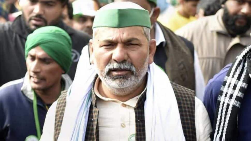 BKU leader Rakesh Tikait demands COVID-19 vaccination for protesting farmers