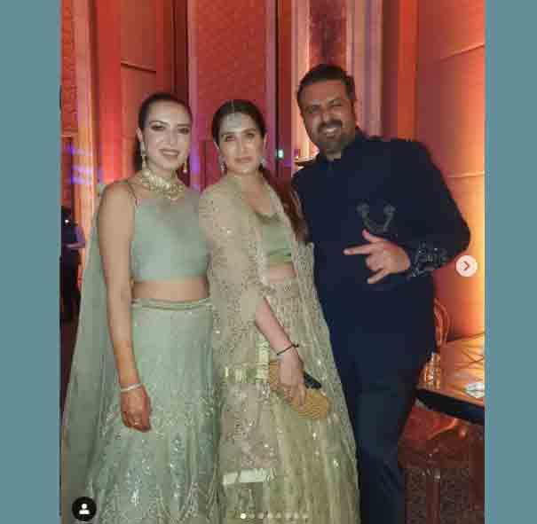 Ashish joins 'Pawri' trend