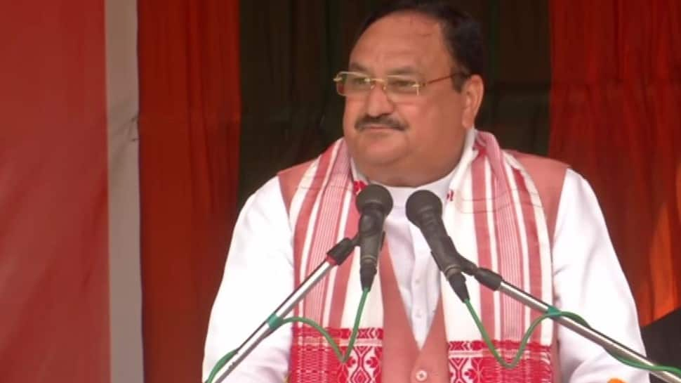 JP Nadda thanked the people for their response
