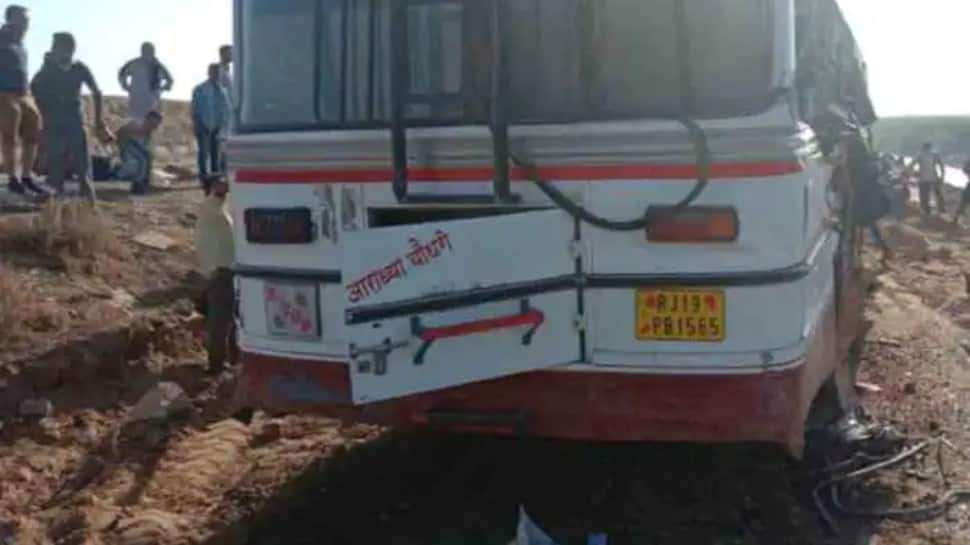 13 people killed in bus-auto collision in Gwalior, MP govt announces Rs 4 lakh compensation for kin of deceased