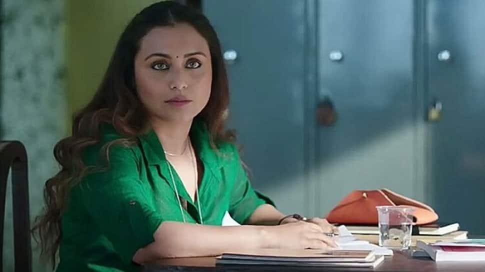 Rani Mukerji gets emotional as she recalls using father's walking stick in 'Hichki' last scene